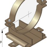 Heavy Duty Slide Guides for Copper Pipe