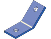 OBTUSE ANGLE FITTING