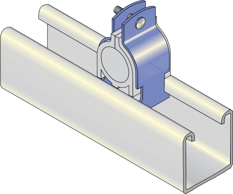 Refrigeration Channel Clips