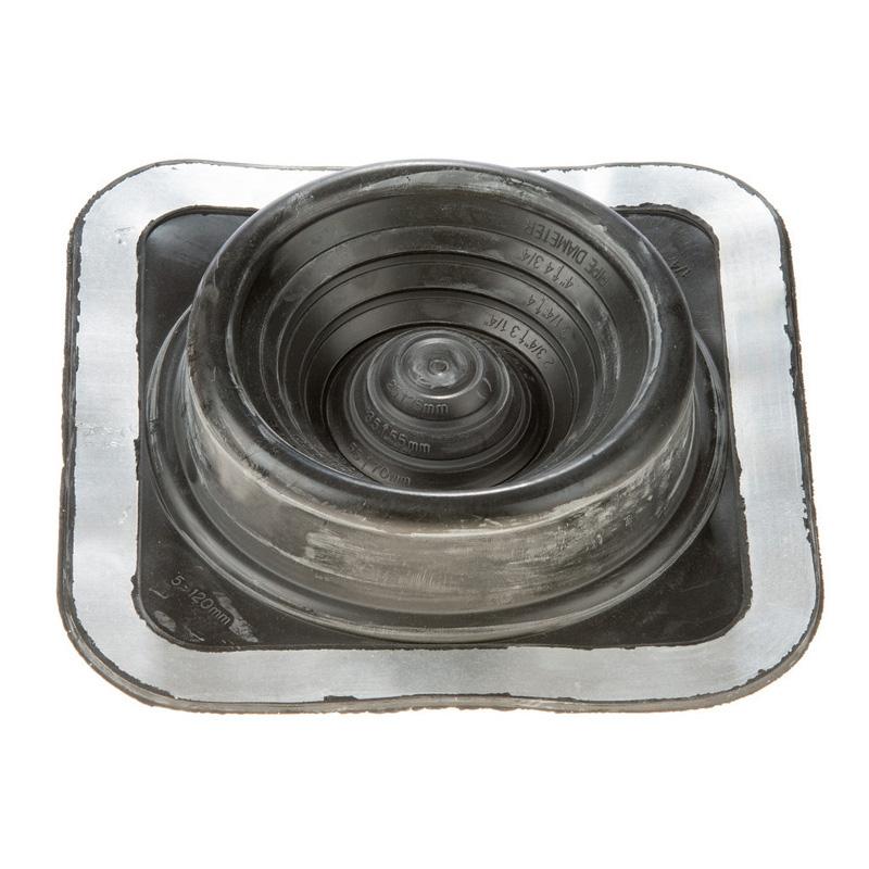 Dektites metal roof