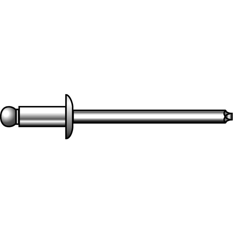 Rivets Aluminum/Steel